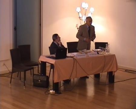 Inauguración. Grabación lado presentación. - II Seminario Luso-Galaico de Dereito Local, Reforma da Administración Local / Tutela da legalidade urbanística